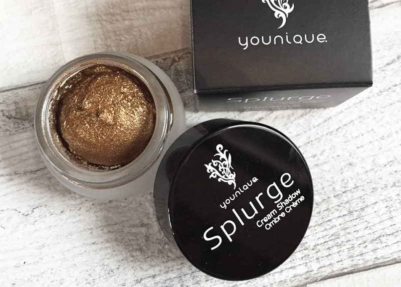 REVIEW: Younique Splurge Eyeshadow!