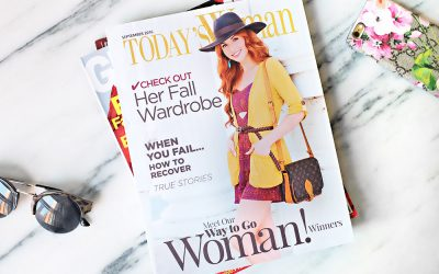 TODAY'S WOMAN: The SEPTEMBER ISSUE