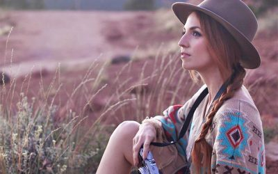 VIDEO JOURNAL: FASHION in SEDONA
