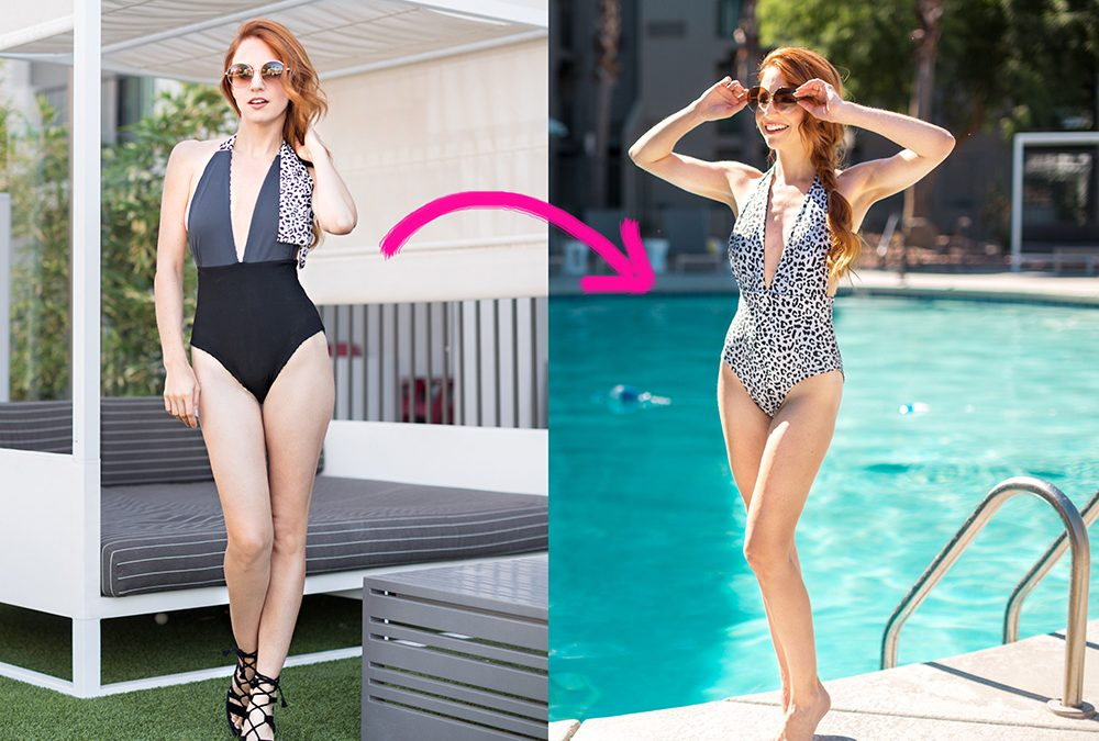 REVERSIBLE SWIMWEAR is EVERYTHING