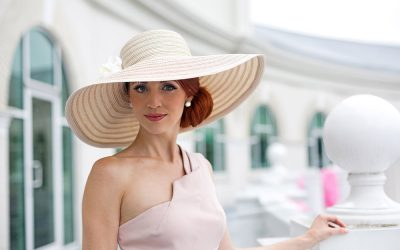 CHIC in PINK at KENTUCKY OAKS 143