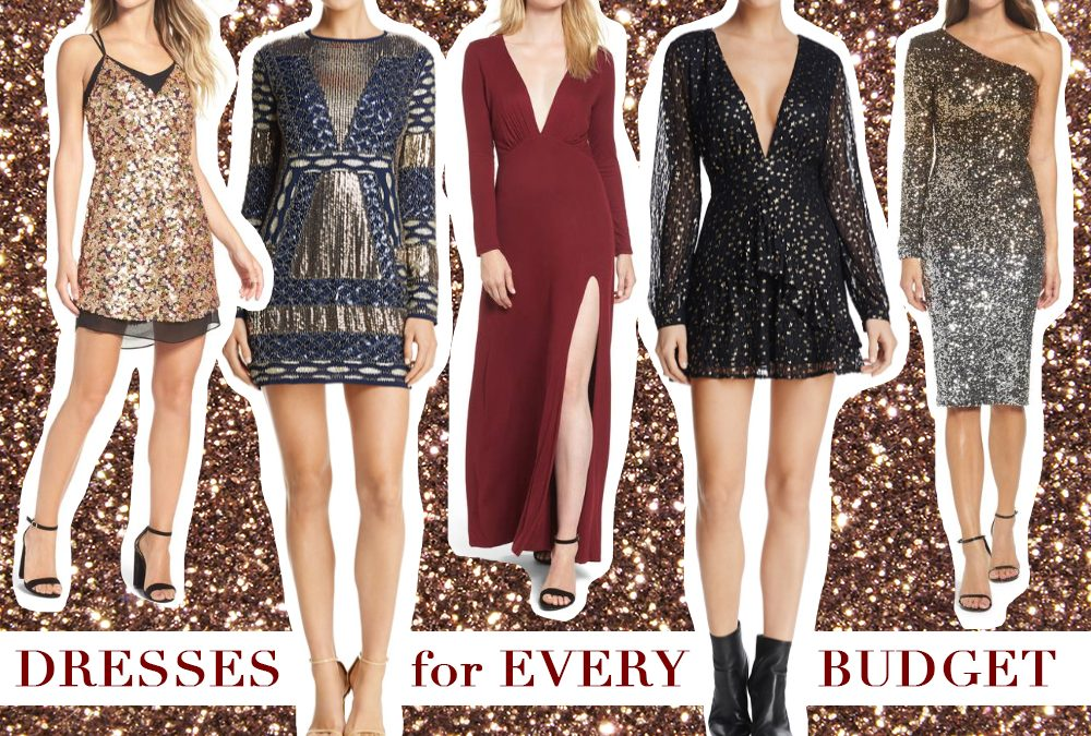 PARTY DRESS ROUNDUP 2018