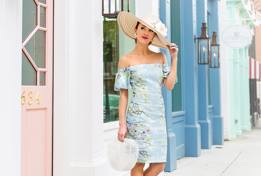 CHARMING PASTELS are JUST the TICKET