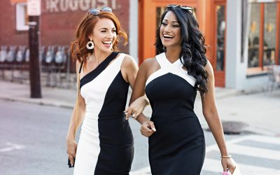 GIRLS NIGHT OUT: Upgrade Your LBD!