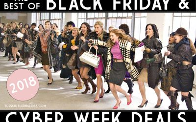 BLACK FRIDAY Coupon Codes & CYBER WEEK 2018